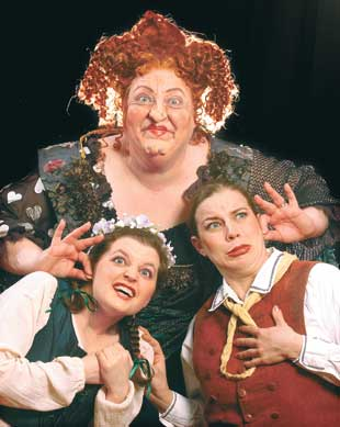 Take care in the woods: Rimrock Opera stages 'Hansel, Gretel'